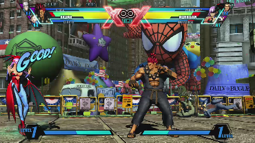 Xbox ULTIMATE MARVEL VS  CAPCOM 3 gameplay, Achievements, Xbox clips