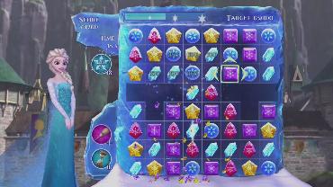 Frozen Free Fall: Snowball Fight