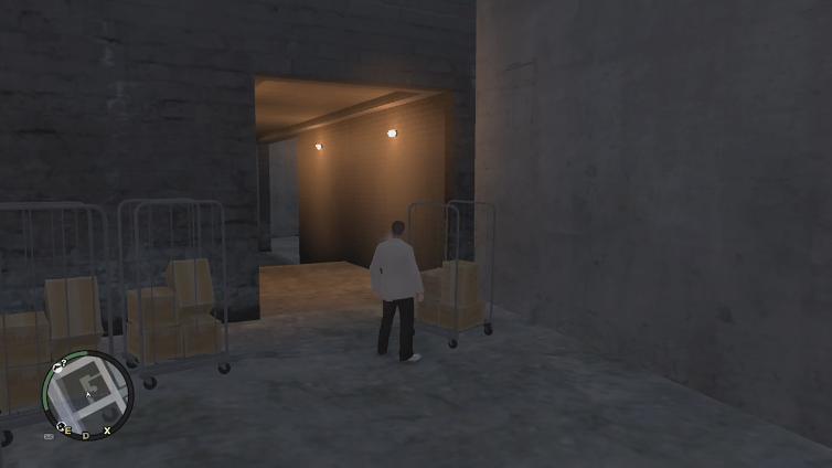 Prek420 playing Grand Theft Auto IV