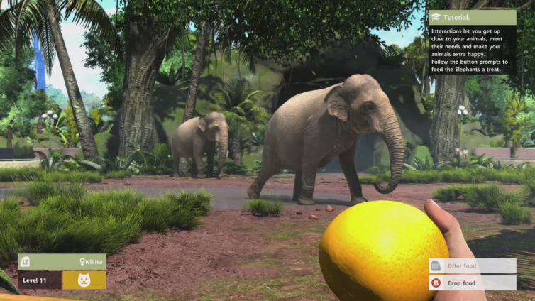 Xbox Zoo Tycoon: Ultimate Animal Collection gameplay, Achievements