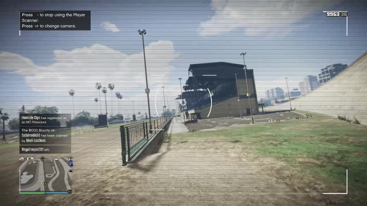 WhigSpliff playing Grand Theft Auto V