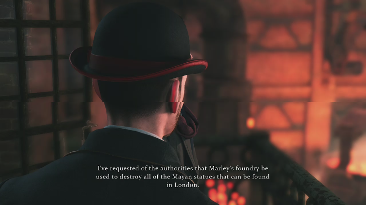 EpicAssassin515 playing Sherlock Holmes: The Devil's Daughter