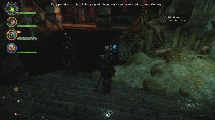 GaMINGUNICORN20 playing Dragon Age: Inquisition